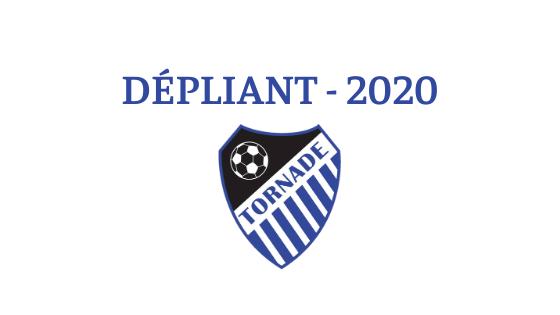 Dépliant – Saison 2020