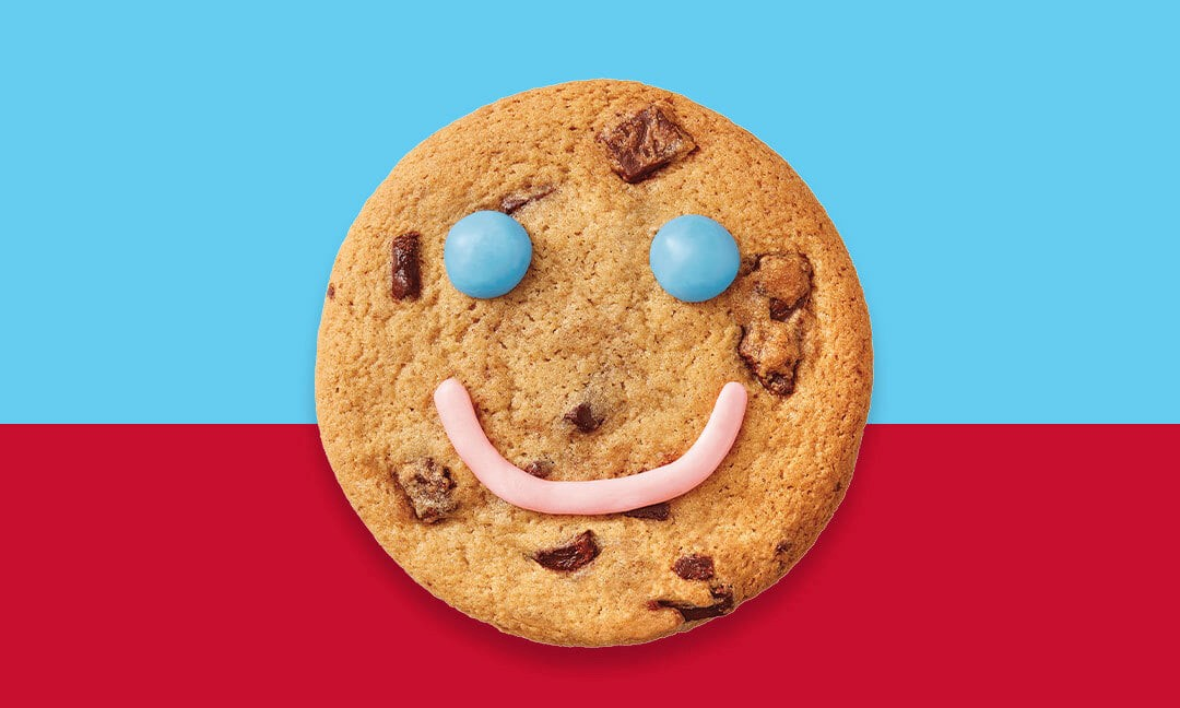 Biscuit sourire – Tim Hortons